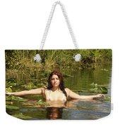 Swamp Beauty Three Weekender Tote Bag