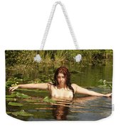 Swamp Beauty Two Weekender Tote Bag