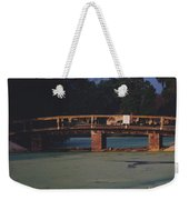 Swamp Bridge Weekender Tote Bag