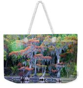 Swamp Dance Weekender Tote Bag
