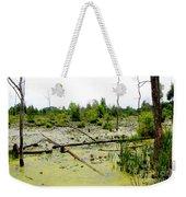 Swamp Habitat Weekender Tote Bag