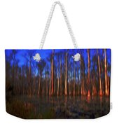 Swamp In Cypress Gardens Weekender Tote Bag