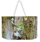 Swamp Monster Weekender Tote Bag
