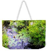 Swamp Plants Weekender Tote Bag