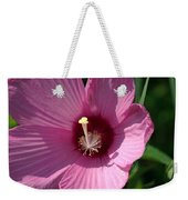 Swamp Rose Mallow Weekender Tote Bag