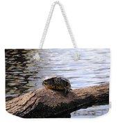 Swamp Turtle Weekender Tote Bag