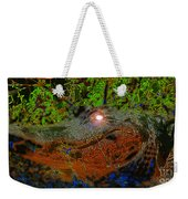 Swampthing Out There Weekender Tote Bag