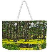Swampy Beauty Weekender Tote Bag