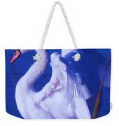 Swan At Cape May Point State Park  Weekender Tote Bag