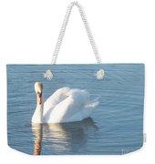 Swan Cape May Weekender Tote Bag