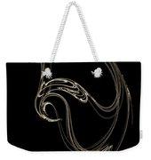 Swan Dance Weekender Tote Bag