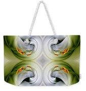 Swan Dancing Weekender Tote Bag