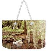 Swan Dreams Weekender Tote Bag