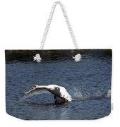 Swan Landing 3 Weekender Tote Bag