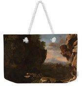 Swanevelt, Herman Van Woerden, 1603 - Paris, 1655 Landscape With Saint Benedict Of Nursia 1634 - 163 Weekender Tote Bag