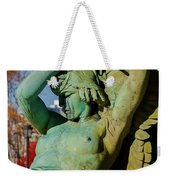 Swann Memorial Fountain Weekender Tote Bag