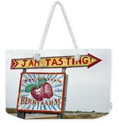 Swanton Berry Farm Davenport Weekender Tote Bag