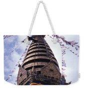 Swayambhunath Weekender Tote Bag