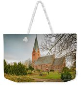 Swedish Brick Church Weekender Tote Bag