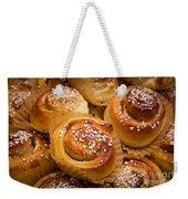 Swedish Cinnamon Rolls Weekender Tote Bag