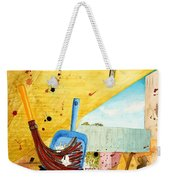 Sweepin' It Up Weekender Tote Bag
