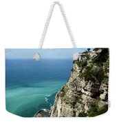 Sweeping Around The Amalfi Coast Weekender Tote Bag