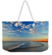 Sweeping Ocean View Weekender Tote Bag