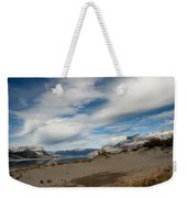 Sweeping Skyscape Weekender Tote Bag