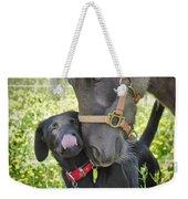 Sweet Affection Weekender Tote Bag