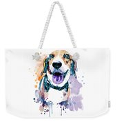 Sweet Beagle Weekender Tote Bag