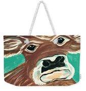 Sweet Cow Weekender Tote Bag