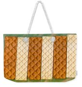 Sweet Crackers Weekender Tote Bag
