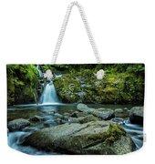 Sweet Creek Falls Weekender Tote Bag