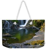 Sweet Creek Weekender Tote Bag