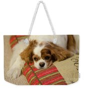 Sweet Dog Face Weekender Tote Bag