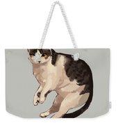 Sweet Cat Weekender Tote Bag