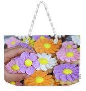 Sweet Floral Array Weekender Tote Bag