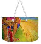 Sweet Grass Weekender Tote Bag