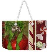 Sweet Holiday II Weekender Tote Bag