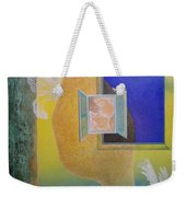 Sweet Home Weekender Tote Bag