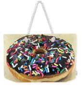 Sweet Indulgence - Donut Weekender Tote Bag
