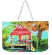 Sweet Island Home Weekender Tote Bag