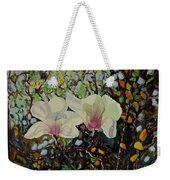 Sweet Magnolias Weekender Tote Bag