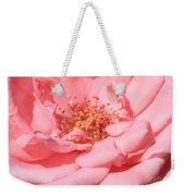 Sweet Pink Rose  Weekender Tote Bag