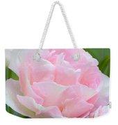 Sweet Pink Tulip Weekender Tote Bag