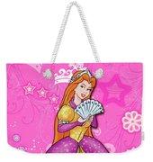 Sweet Princess Weekender Tote Bag
