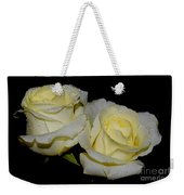 Friendship Roses Weekender Tote Bag