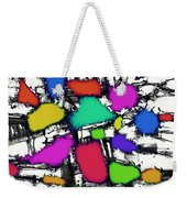 Sweet Shop Weekender Tote Bag