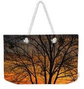 Sweet Sunset Weekender Tote Bag