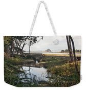 Sweet Water Park Weekender Tote Bag